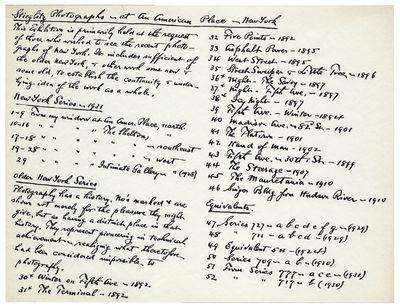 Original 2-Page Checklist of...