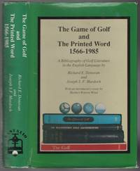 image of The Game of Golf and the Printed Word, 1566-1985