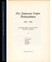S:t Johannes Logen Brödrakedjan 1908-1958