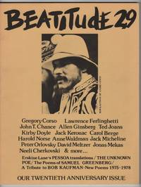 Beatitude 29 (Fall 1979) - Twentieth Anniversary Issue