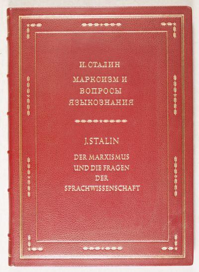 Der Marxismus und die Fragen der...