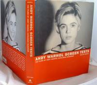 image of Andy Warhol Screen Tests the Films of Andy Warhol Catalogue Raisonne Volume1