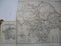 Traveller's Companion, or, a Delieation of the Turnpike Roads of England and Wales ... a New Set of County Maps ... [etc] by CARY, John - 1821