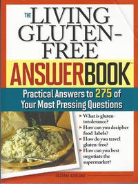image of Living Gluten-free Answer Book,  Answers to 275 of Your Most Pressing  Questions