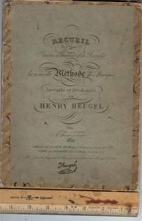 Recueil de Planches d' Exemples et de Formules de   la Nouvelle Methode de Musique inventee et developpee par Henry   Heugel by Henry Heugel - Signed First Edition - 1832 - from Calix Books and Biblio.com