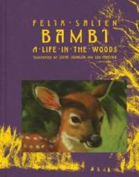 image of Bambi: A Life in the Woods (Scribner Classics)