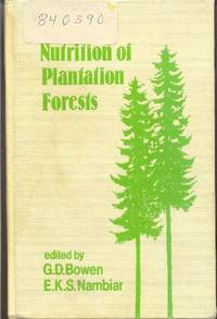 Nutrition of Plantation Forests
