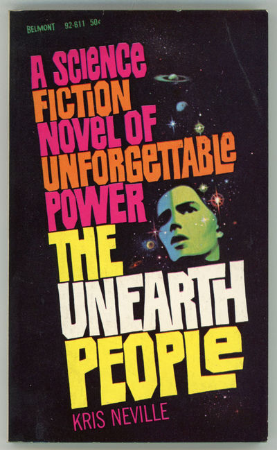 New York: Belmont Books, 1964. Small octavo, pictorial wrappers. First edition. Belmont Books 92-611...