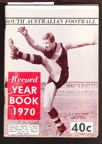 image of Record Year Book 1970 South Australian Football