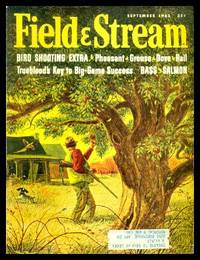 image of FIELD AND STREAM - Volume 68, number 3 - September 1963