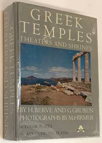 Greek Temples, Theaters and Shrines