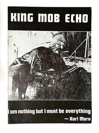 King Mob Echo, no. 1