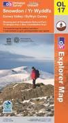 image of Snowdon (OS Explorer Map)