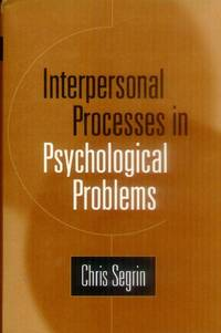 image of Interpersonal Processes in Psychological Problems