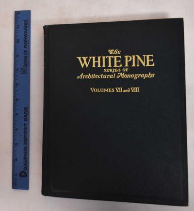 Saint Paul, MN: White Pine Bureau, 1923. Hardcover. G (age toning and discoloration along textblock,...