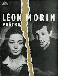 Leon Morin, pretre [priest] (Original French promotional book 1961 film)