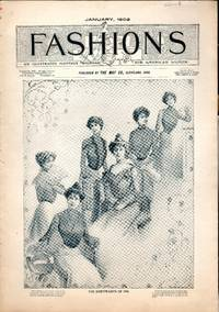 FASHIONS: An Illustrated Monthly Journal for American Women; Volume XI*, No. 9: January, 1902