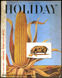 Holiday Magazine.  1948 - 08