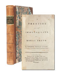 A Treatise on the Immutability of Moral Truth