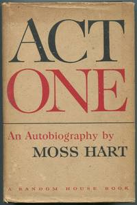 image of Act One: An Autobiography