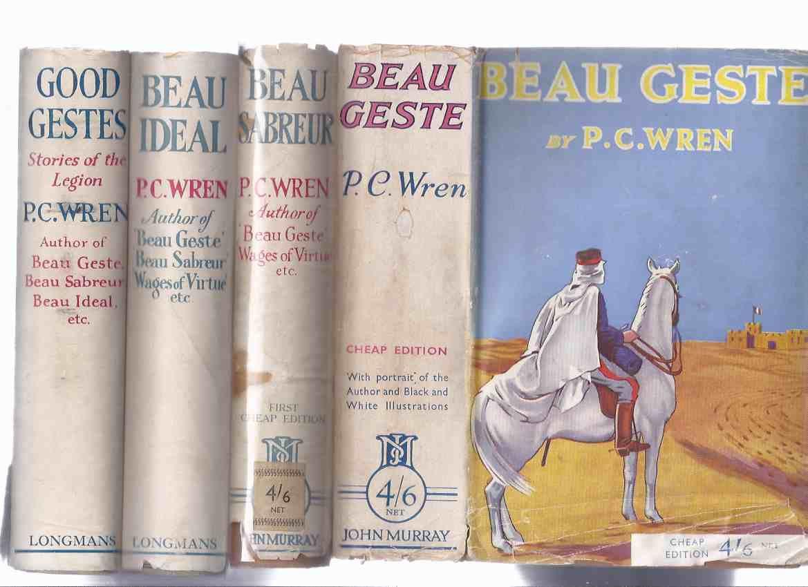 Category:Beau Ideal (novel)