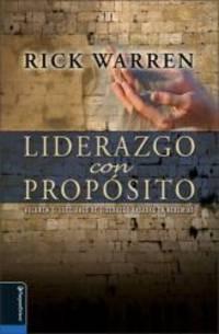 image of Liderazgo Con Proposito (Spanish Edition)