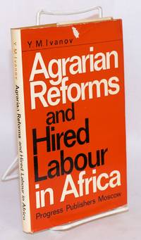 Agrarian reforms and hired labour in Africa