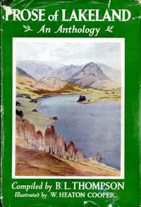 image of Prose of Lakeland : An Anthology