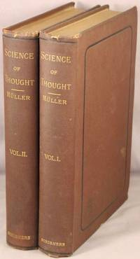 image of The Science of Thought. 2 volumes.