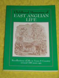 Childhood Memories of East Anglian Life