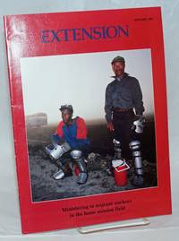 Extension: vol. 85, #7, january 1991; Ministering to migrant workers in the home mission field
