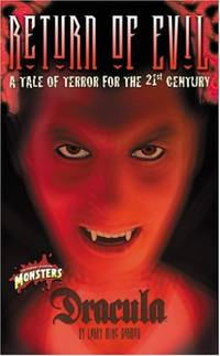 image of Dracula: Return of Evil; A Tale of Terror for the 21st Century