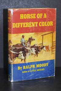 image of Horse of a Different Color; Reminiscences of a Kansas Drover