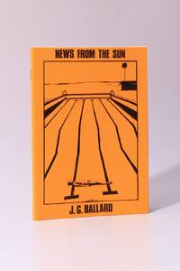 News from the Sun by J.G. Ballard - Paperback - Limited Edition - 1982 - from Hyraxia (SKU: 8377)