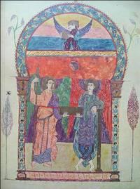 Sancti Beati a Liebana in Apocalypsin Codex Gerundensis.  On half title: El Apocalipsis de Gerona; Die Apokalpyse von Gerona; The Apocalypse of Gerona; L'Apocalypse de Gérone