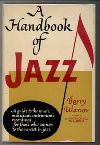 A HANDBOOK OF JAZZ