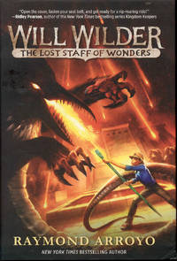 image of The Lost Staff of Wonders (Will Wilder, Book 2)
