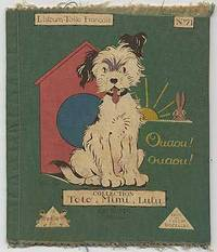 Paris: Hachette, 1925. Softcover. Very Good. Edition unknown. Printed flexible linen self-wrappers. ...