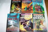 Landover Series ALL SIGNED BY THE AUTHOR 6 Volumes by Terry Brooks - Signed First Edition - 1986 - from mclinhavenbooks and Biblio.com