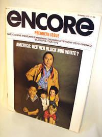 Encore, Spring 1972 (Vol 1, No 1)