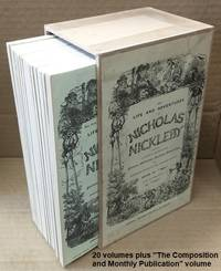 The Life and Adventures of Nicholas Nickleby (20 volumes)