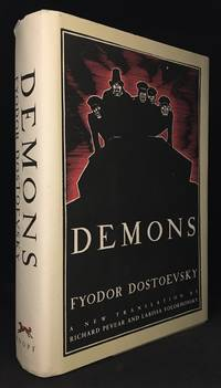 image of Demons; A Novel in Three Parts