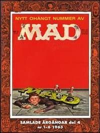 MAD - samlade årgångar. Del 4 1963
