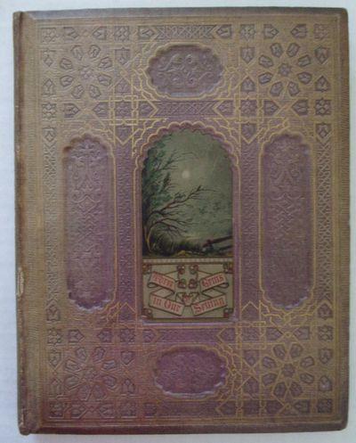 BOND, Anne Lydia, (editor). THREE GEMS IN ONE SETTING. London: W. Kent, n.d. (1860). Small 4to. Orig...
