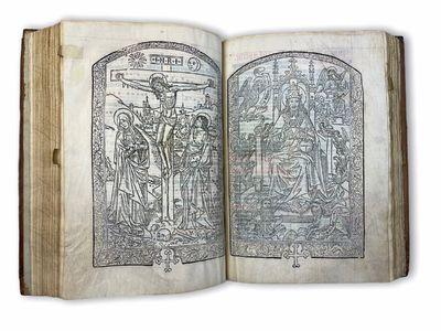Missale ad usum ecclesie Belvacense....