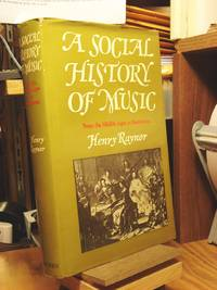 A Social History of Music, through the Middle Ages to Beethoven