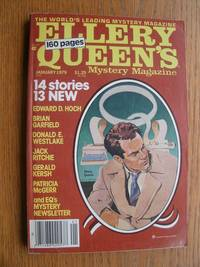 Ellery Queen's Mystery Magazine January 1979