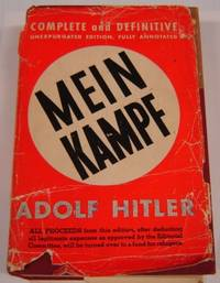 image of Mein Kampf: Complete And Definitive, Unexpurgated Edition, Fully Annotated