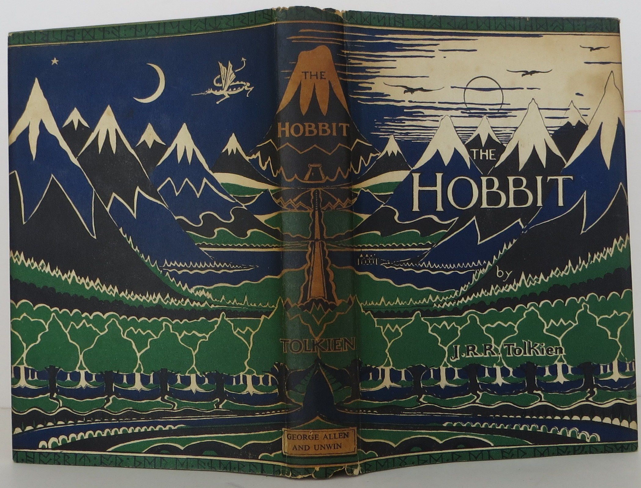 a character introduction and summary of the hobbit by j r r tolkien This study guide and infographic for jrr tolkien's the hobbit offer summary and analysis on themes, symbols, and other literary devices found in the text explore.