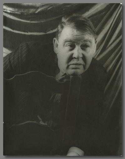 , 1940. Original borderless gelatin silver print, 35 x 27 cm (11 x 14